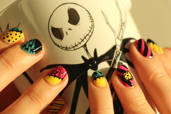 hlloween nails 4