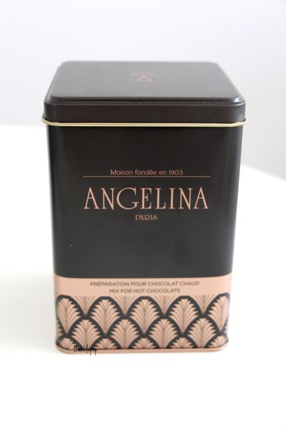 chocolat angelina avis