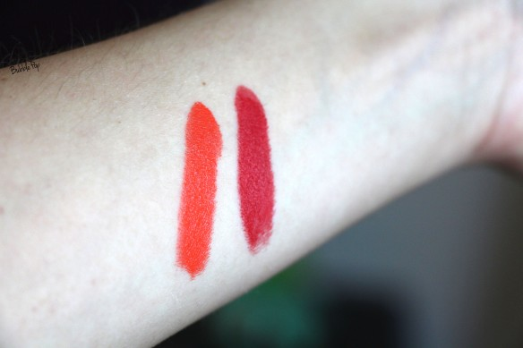lipstick mac morange steam heat 4