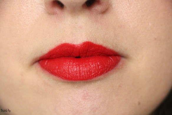 lipstick mac morange steam heat 5