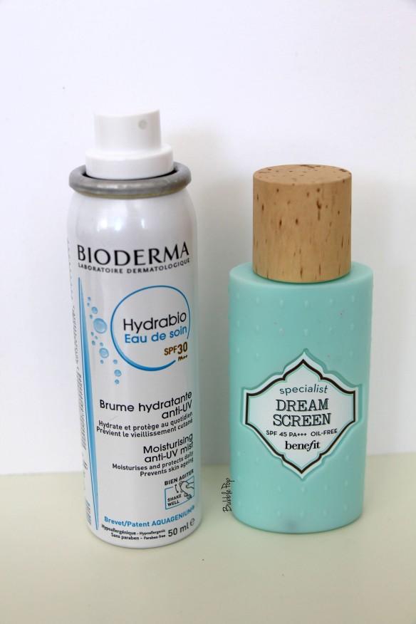 favoris juin benefit bioderma