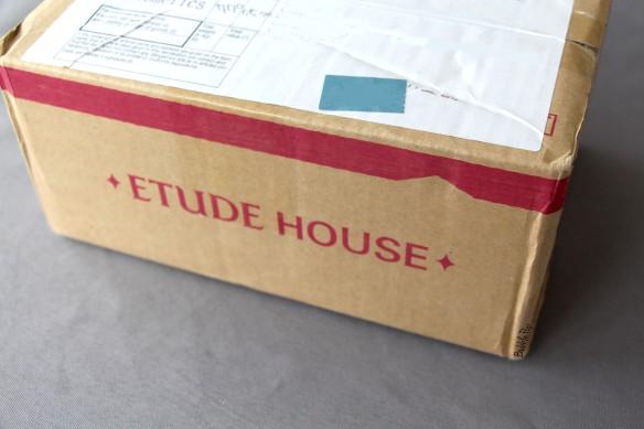 unboxing etude house 8