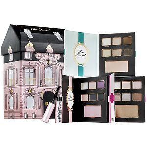 too faced collection holiday noel 2015 france