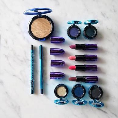 mac collection holiday noel 2015 france