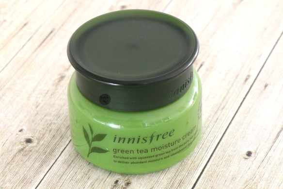 green tea moisture cream 2