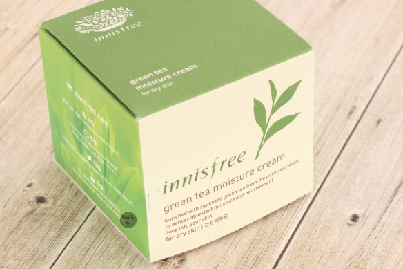 green tea moisture cream 3