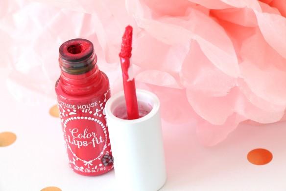 rouge à lèvre printemps 06