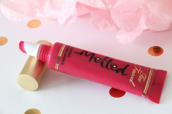 rouge à lèvre printemps 07