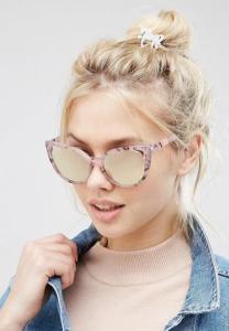 lunette rose printemps